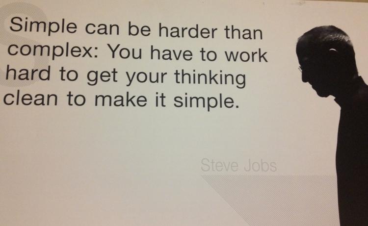 Steve Job's Quote