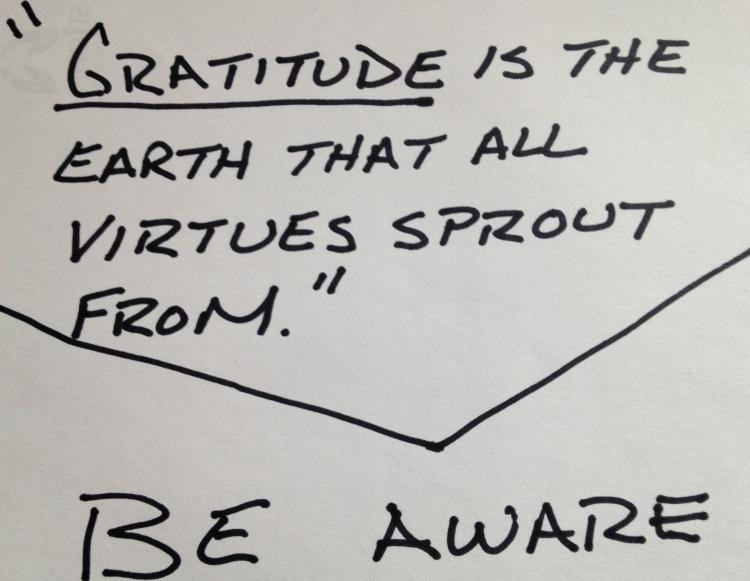 Gratitude Note