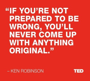 KenRobinson_TEDQuote